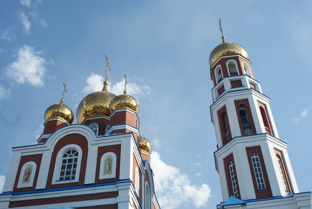 Начался архипастырский визит митрополита Астанайского и Казахстанского Александра в Петропавловскую и Булаевскую епархию Казахстанского Митрополичьего округа