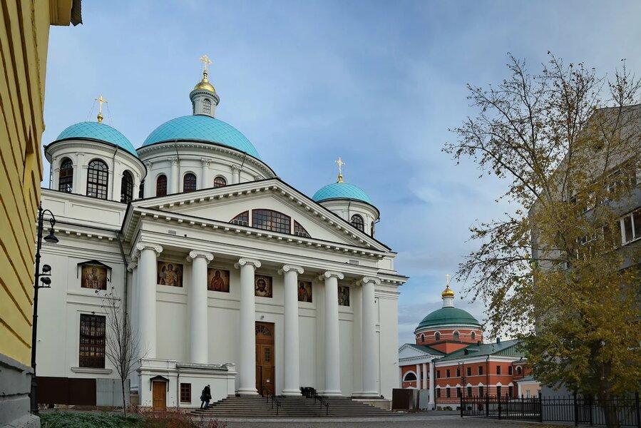 Освящение Казанской иконы для Казахстана
