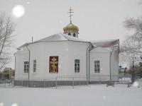 Храм в честь Казанской иконы Божьей Матери село Чистополье