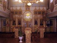 Храм в честь святителя Николая Мирликийского село Новоишимское