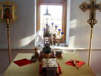 Храм в честь Святой Троицы село Ставрополка