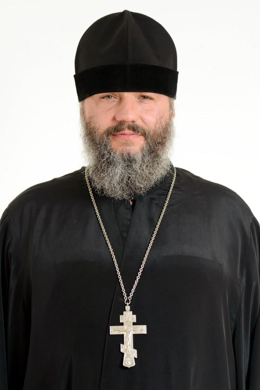 Иерей Виталий Юрьевич Стариков