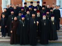 11 сентября 2014 / Духовенство епархии