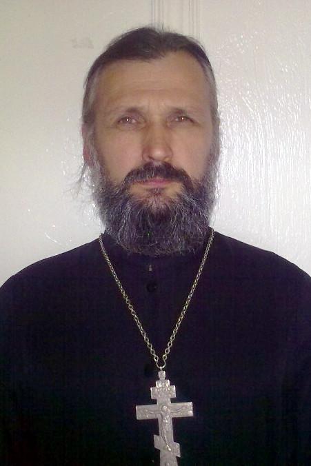 Иерей Александр Михайлович Алисов