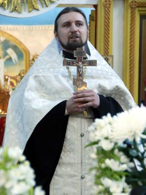 Иерей Георгий Александрович Макарцов