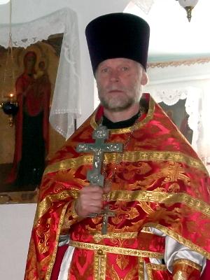 Протоиерей Александр Викторович Кожевников