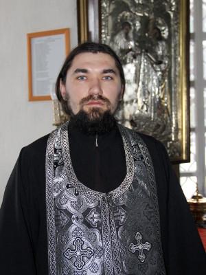 Иерей Александр Александрович Расхожев