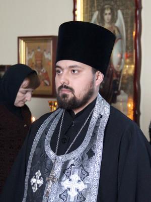 Иерей Максим Валерьевич Черненко