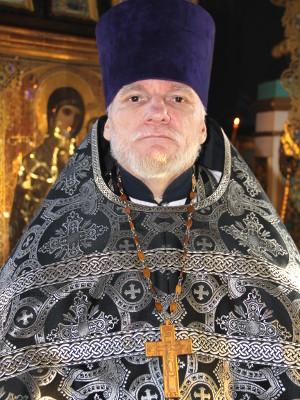 Протоиерей Евгений Викторович Яшенькин