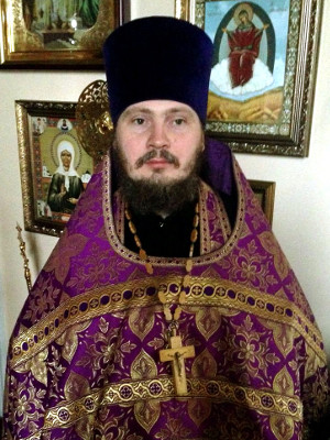 Протоиерей Сергий Викторович Первушин