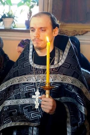 Иерей Алексий Щербенко