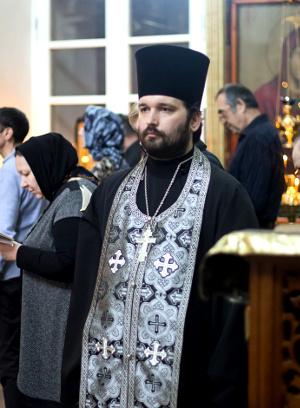 Иерей Павел Олесиюк