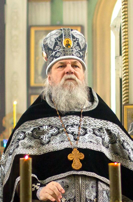 Протоиерей Сергий Снопков