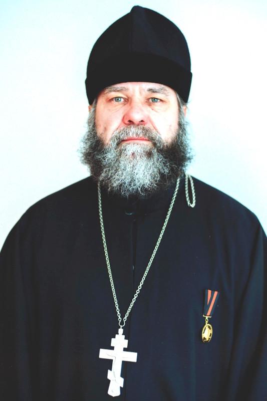 Иерей Сергий Пропустин
