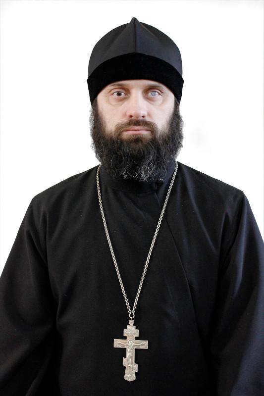 Иерей Сергий Владимирович Сафонеев
