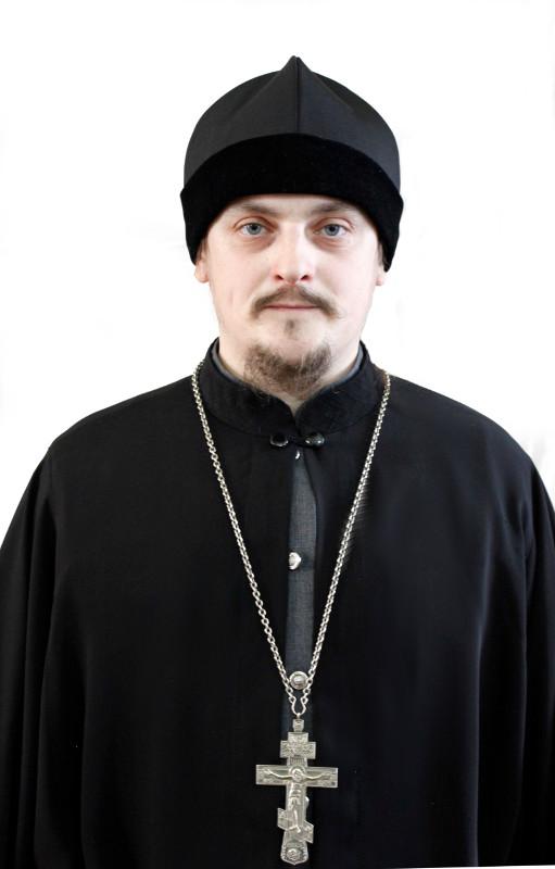 Иерей Антоний Кудрицкий