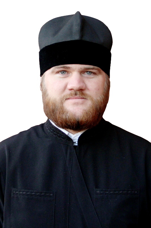 Диакон Владимир Михайлович Бартоль