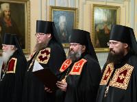 Состоялось наречение архимандрита Владимира (Михейкина) во епископа Петропавловского и Булаевского