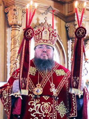 Пасхальное послание епископа Петропавловского и Булаевского Владимира