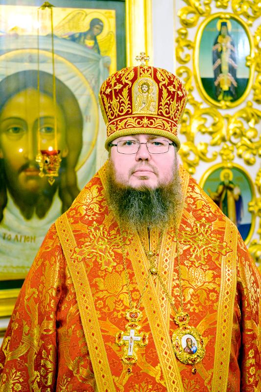 Пасхальное послание Преосвященного Владимира, епископа Петропавловского и Булаевского