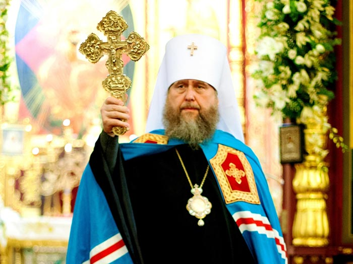 Обращение Главы Православной Церкви Казахстана Митрополита Астанайского и Казахстанского Александра перед началом Успенского поста