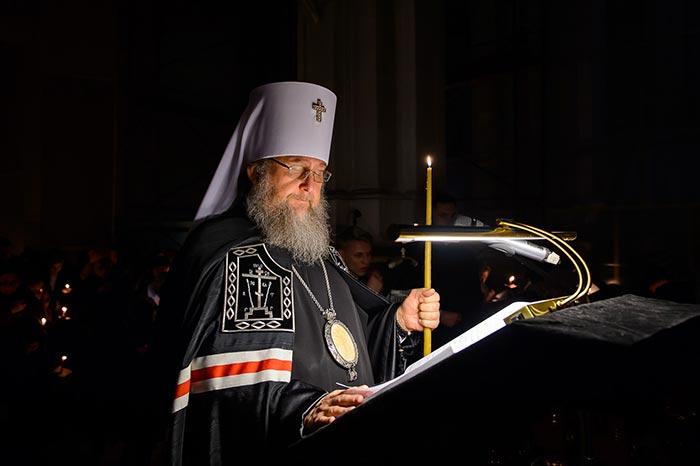Обращение Главы Православной Церкви Казахстана Митрополита Астанайского и Казахстанского Александра перед началом Великого поста