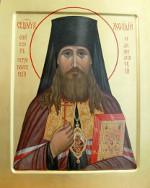 Священномученик Мефодий (Красноперов) епископ Петропавловский и Акмолинский (1868-1921)